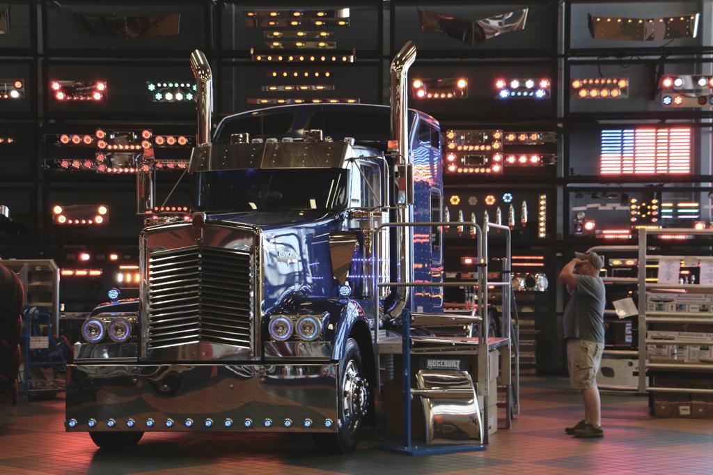 Museum of Capitalism-Truck Exhibit - Vienna