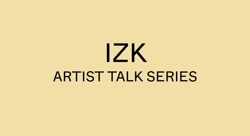 Artist Talk Series