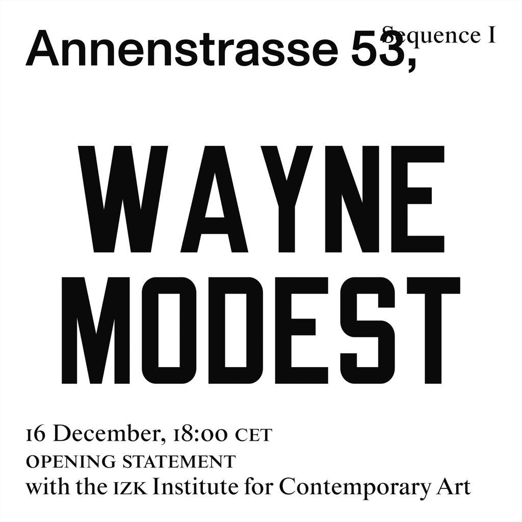 wayne modest
